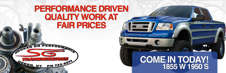 Oil Change Services Ogden UT